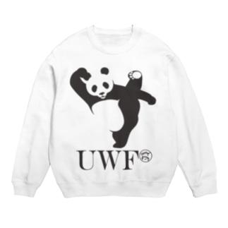 UWFパンダTシャツ Sweats