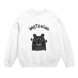 クマのホワイトニング Sweats