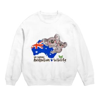 オーストラリアへの寄付 Sweats