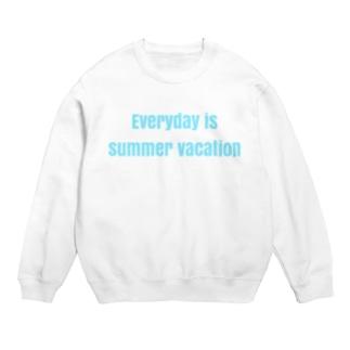 毎日が夏休み! Sweats