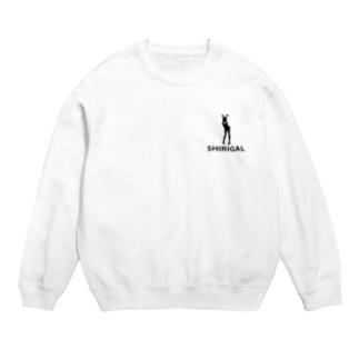 SHIRIGAL(通常ロゴシリーズ) Sweats