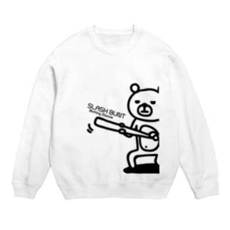 クマのバスター スウェット