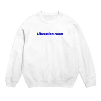 Liberation room logo Sweats