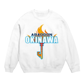 ABADDON OKINAWA BLUE KEY Sweats