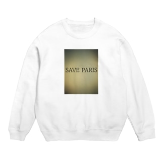 SAVE PARIS Sweats