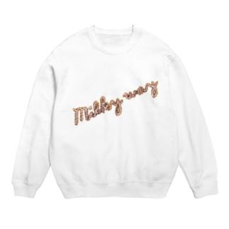 milkyway刺繍風 Sweats