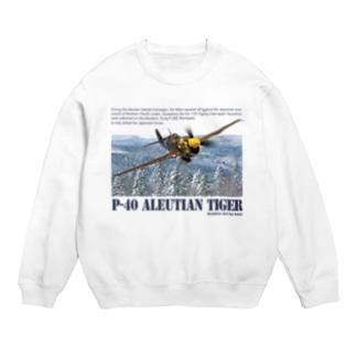 P-40  アリューシャンタイガー Sweats