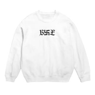 B卍Eデザイン 黒 Sweats
