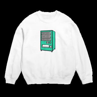 チョコリングボーイのお店の自動販売機 / type-E Sweats