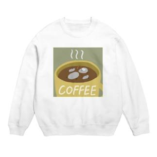 コーヒーとハトくん Sweats