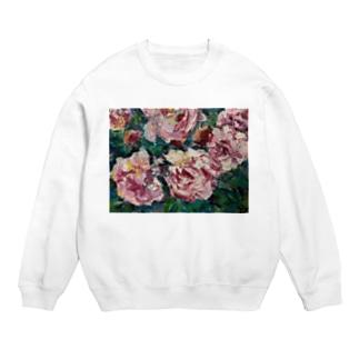 油彩-薔薇- Sweats