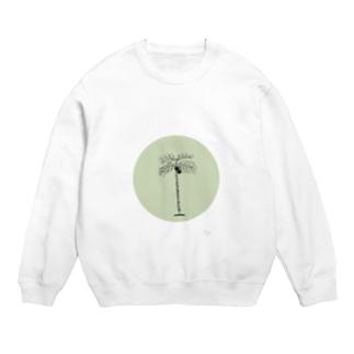 Simple palm tree Sweats