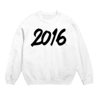 2016 正月グッズ FAT BLACK NEW YEAR 2016 Sweats