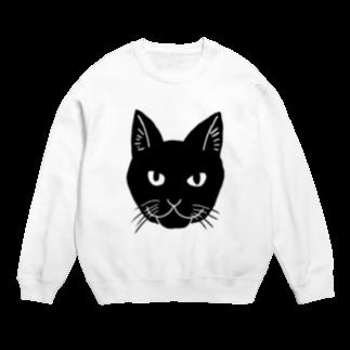 渡邊野乃香のお店の黒猫ジジ Sweats