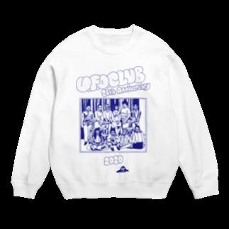 東高円寺U.F.O.CLUB webshopのU.F.O.CLUB 【24th Anniversary ver.】 Sweats