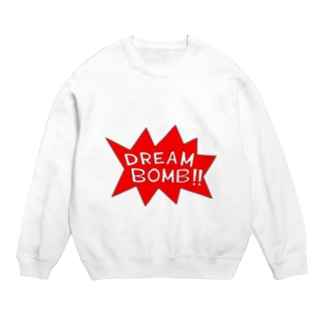 DREAM BOMB!! ユメノバクダン Sweats