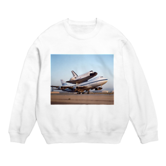 AAAstarsのジャンボ&スペースシャトル Sweats