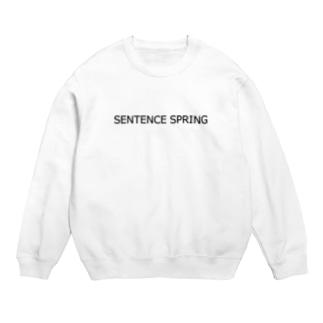 SENTENCE SPRING Sweats