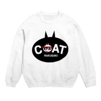 キャッティ(オフィシャル)ネコ好き集まれ!!のワンポイントはこれ Sweat