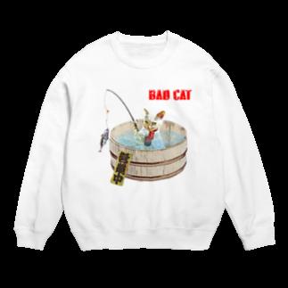 Rock catのBAD CAT 釣り Sweats