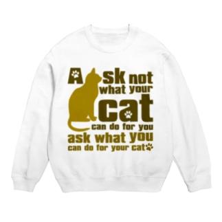 Cat_Print Sweats