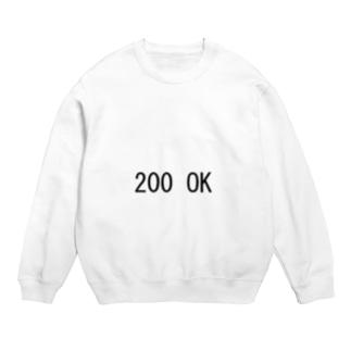 HTTP 200 OK Sweats