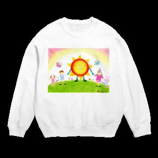 littletrianglesの太陽の子Sunny Sweats