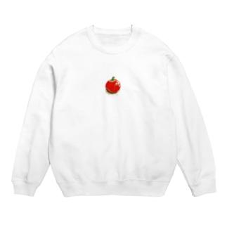 トマトか?リンゴ?それともトマトか。 Sweats