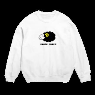 GodGorogoroの黒い羊 Sweats