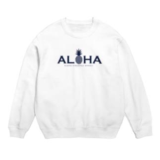 ALOHA パイナップル 030 Sweats