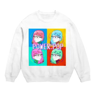 POWER POP GIRL Sweats