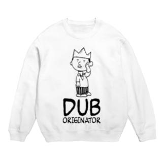 DUB ORIGINATOR スウェット