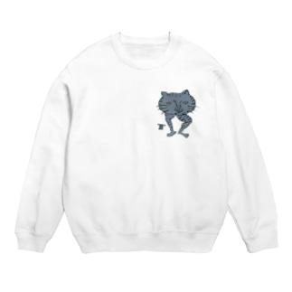冬虫夏草洋品店猫トラ Sweats