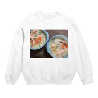 鮭のクリームシチュー Sweats
