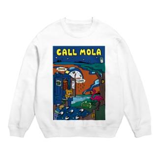 CALL MOLA Sweats