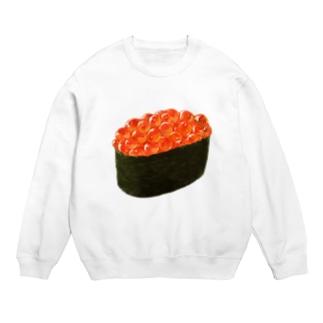 お寿司が食べたいアピールグッズ Sweats
