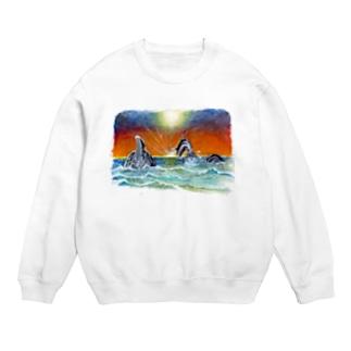 sunsetdolphin Sweats