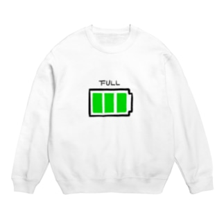 FULL電池マーク Sweats