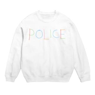 POLICE Sweats