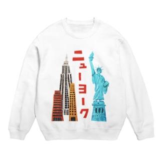 ニューヨーク Sweats