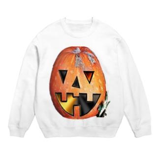 今頃ハロィンかぼちゃ Sweats