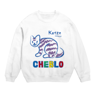 CHEBLOのKatzeスウェット