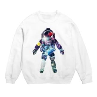 夢見る宇宙服-プラネット Sweats