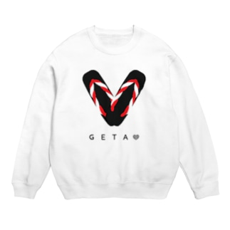 GETA LOVE Sweats