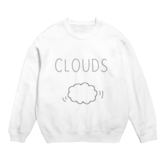 CLOUDS スウェット