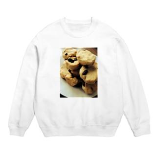 レーズン入りクッキー スウェット