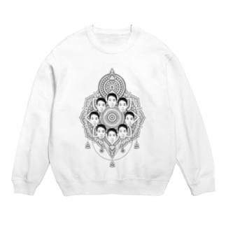ヤマト総会-曼荼羅- Tシャツ Sweats