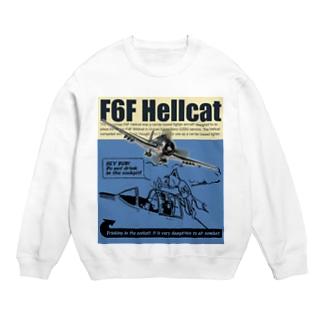 F6F ヘルキャット Sweats