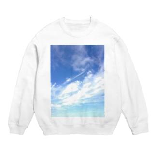 空と雲 Sweats