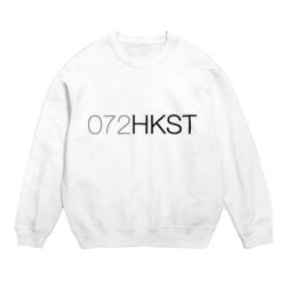 072 HKST スウェット